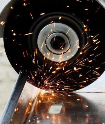tarcza do cięcia metalu spawarka mma