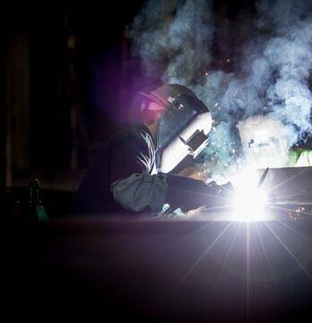 spawanie migomatem metali i stali
